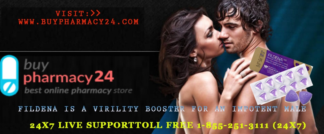 Fildena Is A Virility Booster For An Impotent Male
